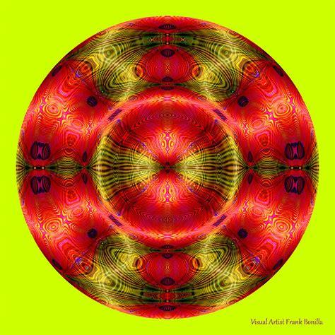 christmas ornament 2013 digital art by visual artist frank