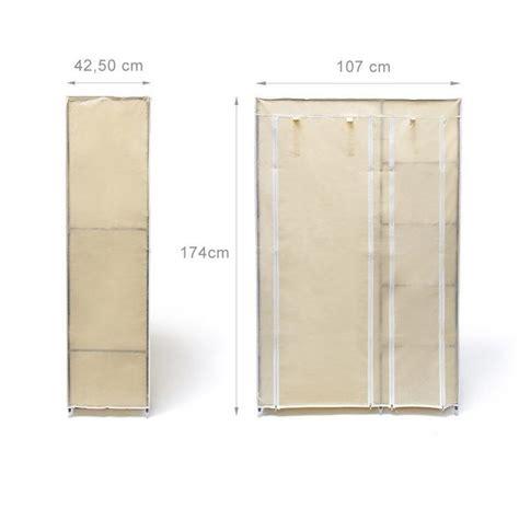 guardaroba tessuto armadio in tessuto guardaroba portatile
