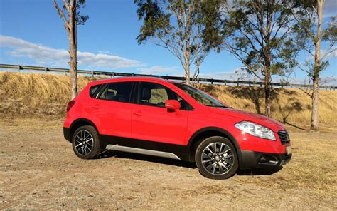 Suzuki Cross Review 2014 Suzuki S Cross Review Photos 15 Of 18 Caradvice