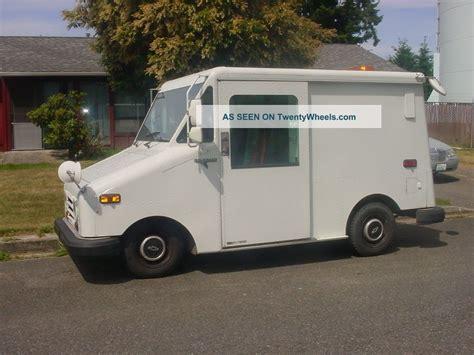 mail truck for sale 1991 grumman llv mail truck autos post