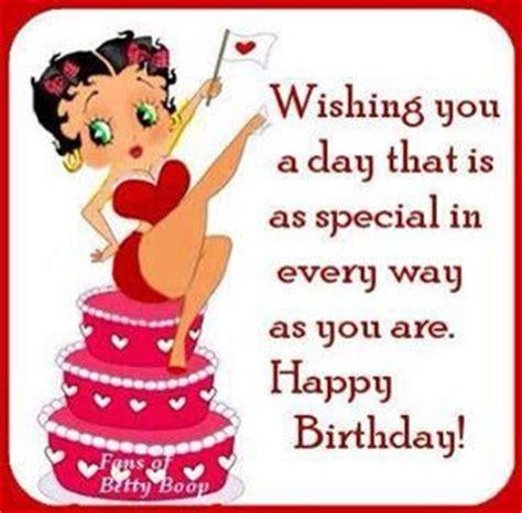 Way Wishing Happy Birthday Betty Boop Birthday Betty Boop Pinterest