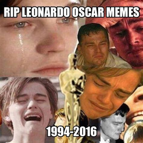 Leonardo Oscar Meme - all the ridiculous rumours we ve heard about leonardo