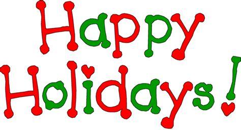 happy holidays  data  technology today