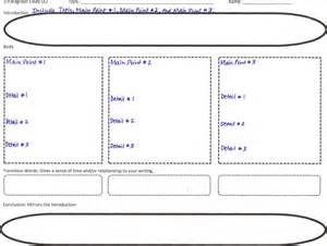 essay map graphic organizer essay organiser