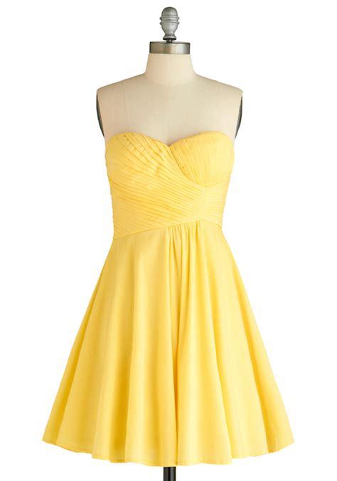 Yellow Bridesmaid Dress by Yellow Bridesmaid Dresses Bitsy