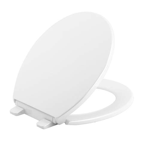 kohler brevia slow close  closed front toilet seat