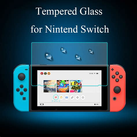 aliexpress nintendo switch aliexpress com buy premium tempered glass for nintend