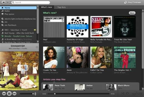 spotify mobile player spotify player web player chrome firexfox safari