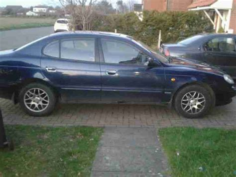 how does cars work 2002 daewoo leganza electronic toll collection daewoo 2002 leganza cdx auto blue mot 30 3 16 car for sale