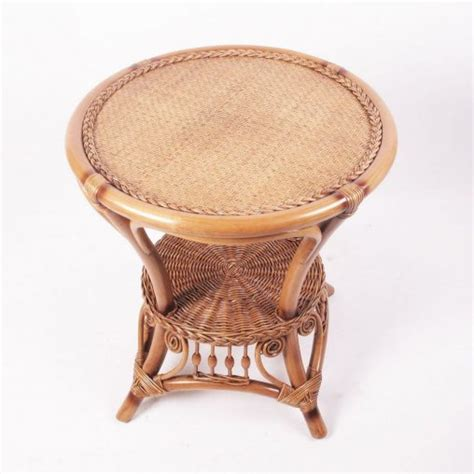 round wicker ottoman coffee table furniture best rattan coffee table ideas inspired kitchen