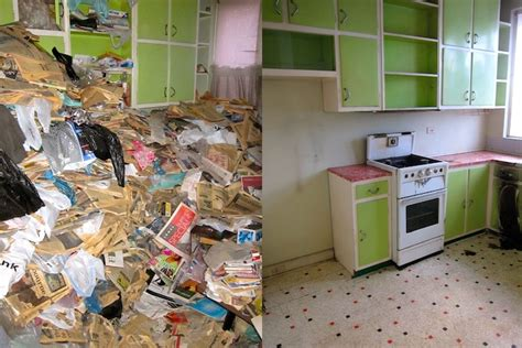 hoarder house before and after staging tips to sell now andre del amo realtor mba