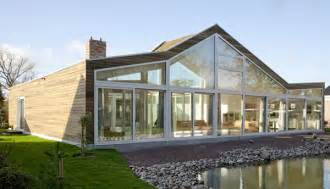 Ranch Homes Designs Center Courtyard Home Plans Timeless Ranch Design With Glass Facade Modern House Designs