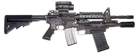 M4 Cabine by File Peo M26 Mass On M4 Carbine Jpg