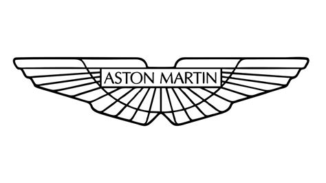 aston martin symbol how to draw the aston martin logo symbol