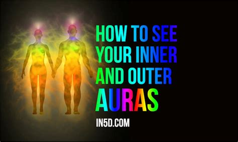 Colors Meanings by How To See Your Inner And Outer Auras In5d Esoteric