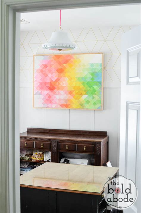 paintings to hang in bedroom how to hang a canvas over board and batten
