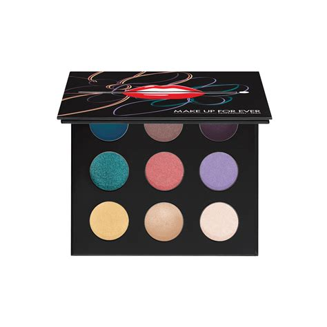 Eye Shadow Makeup Forever Artist Shadows Flower Eye Shadow Make Up For
