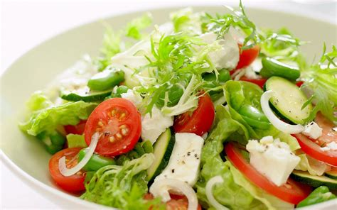 salad recipe ideas garden salad recipe ideas angie s healthy living lets a