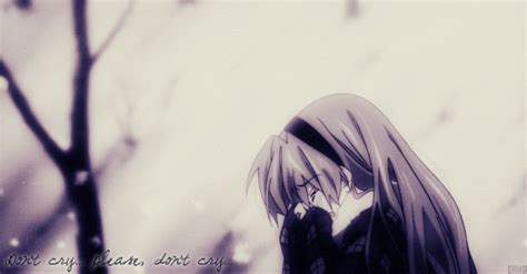 Anime Gif by Anime Triste Gifs Find On Giphy
