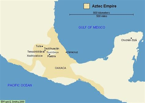 aztec empire map map the aztec empire favorite places spaces the o jays aztec and aztec empire