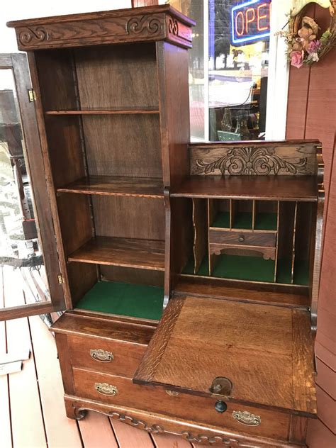 antique drop front desk with hutch drop front desk with hutch hostgarcia