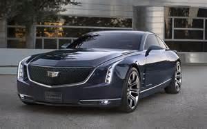 Cadillac Elmiraj Concept Cadillac Elmiraj Concept 2013 Widescreen Car