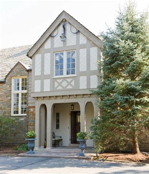 tudor house conversion traditional exterior dc metro painting a 1930s mock tudor wood colour is f b mouse s