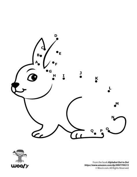 printable rabbit dot to dot easter bunny dot to dot woo jr kids activities