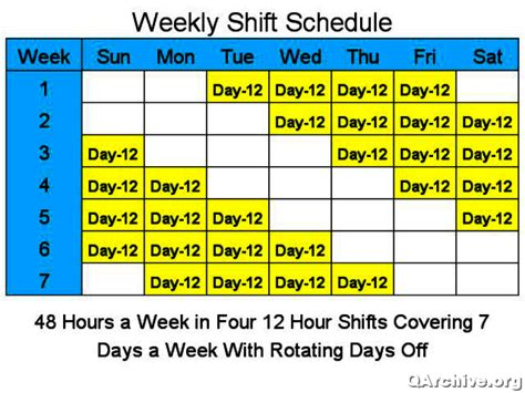 2015 12 hour shift schedule search results calendar 2015