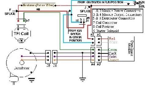 duraspark 2 wiring diagram duraspark get free image