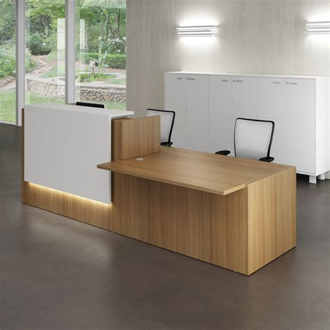 Office Reception Desk Z2 Modular Italian Reception Desks From Msl Interiors