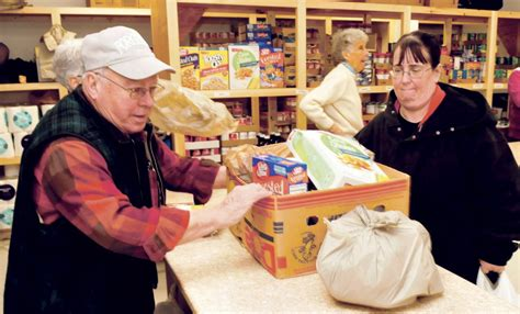 The Pantry Fairfield by Fairfield Food Pantry Is Like A Second Home Central Maine