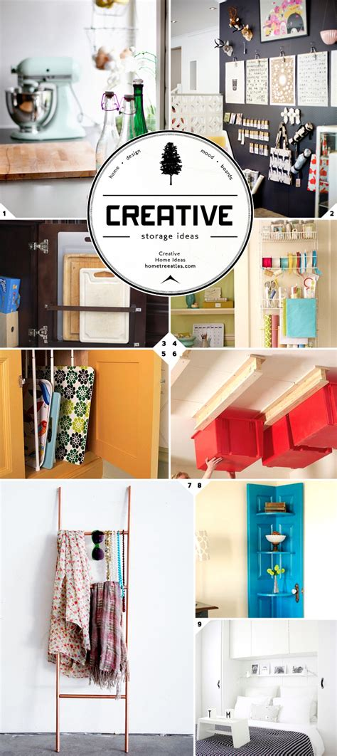 creative storage ideas budget friendly clever and creative storage ideas from