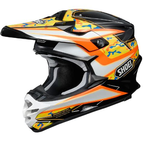 motocross helmets uk 2016 shoei vfxw helmet turmoil tc8 dirtbikexpress