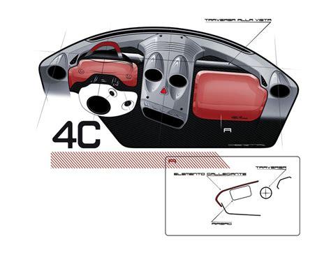 alfa romeo 4c progetto italiano auto amp design