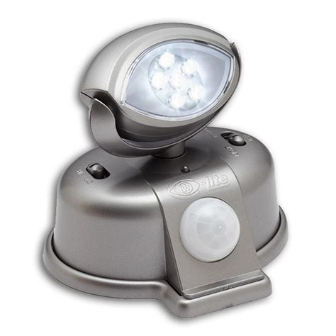 Motion Sensor Light With by Mini C Lite Wireless Motion Sensor Light Capstone Industries