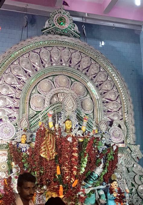 the beauty of the puja a virtual tour of beauty of durga puja pandals in cuttack