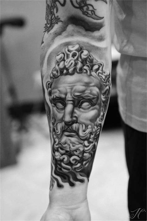 roman statue tattoo 1000 ideas about statue on god