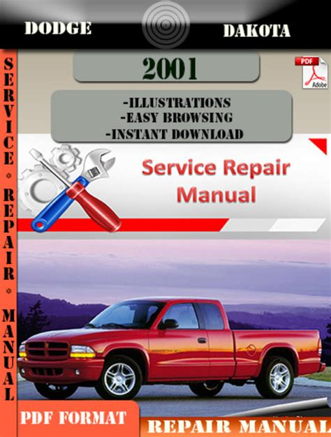 auto repair manual free download 2001 dodge dakota electronic throttle control dodge dakota 2001 factory service repair manual pdf zip download