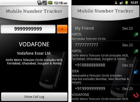 Phone Number Tracker All World Track Those Callers With The Mobile Number Tracker App For Android