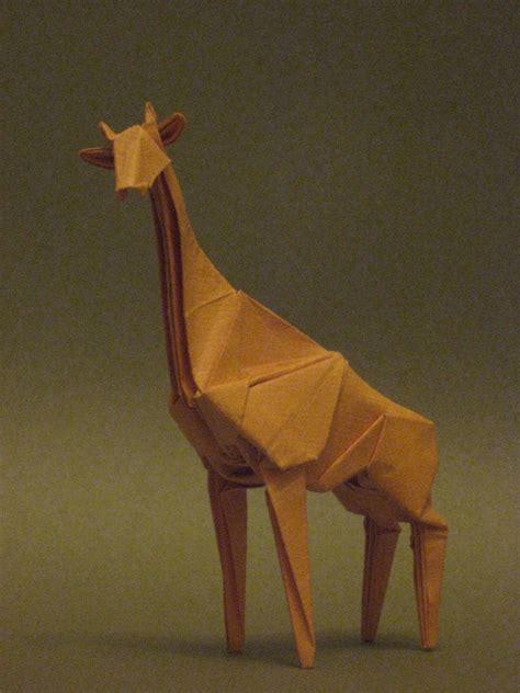 Origami Giraffe Diagram - origami giraffe by h on deviantart