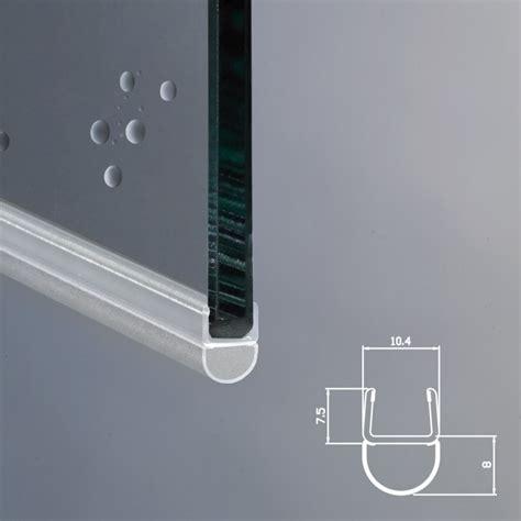 vetri per box doccia profilo per box doccia per vetri di spessore da 8 mm ec