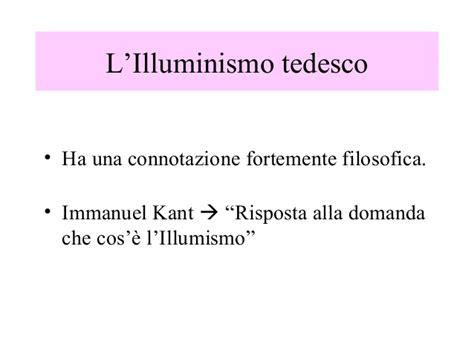 illuminismo milanese l illuminismo