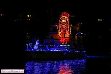 lights boat parade boat parade lights up bermuda forever bermuda