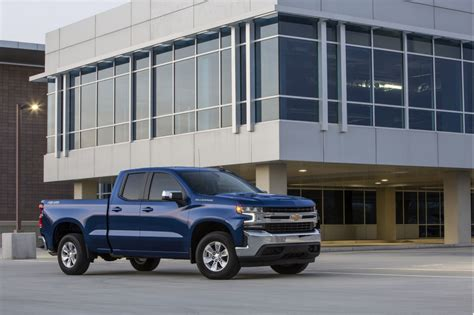 2019 Silverado Update by Review Update The 2019 Chevrolet Silverado 1500 2 7 Is A
