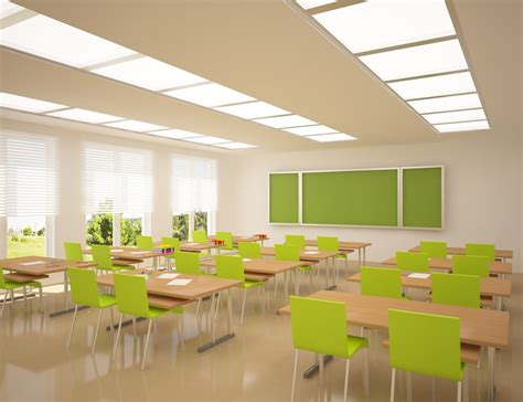 classroom lighting layout is the lighting in your classroom affecting your students