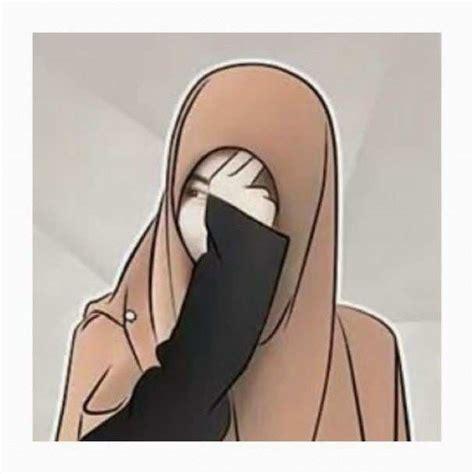 animasi jilbab