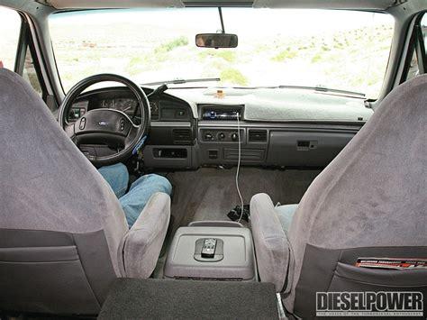 small engine repair training 1994 ford f150 navigation system turbo idi desert racer 1994 ford f 250 diesel power magazine