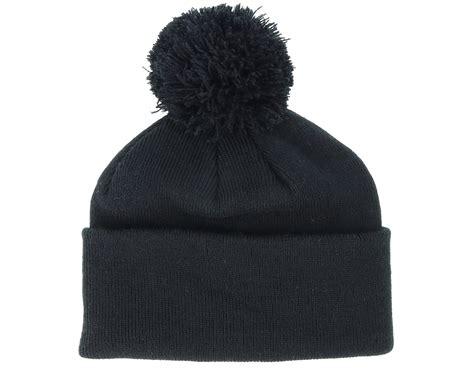 Pompom Beanie Hat original pom pom black beanie beanie basic beanies