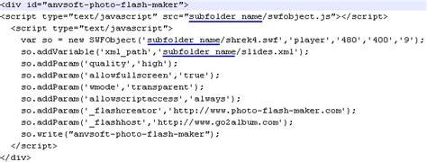webpage pattern javascript how to embed javascript slideshow to website